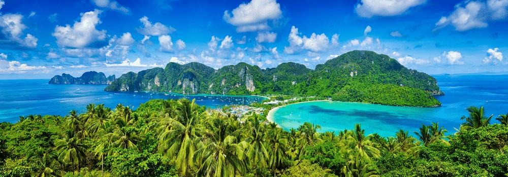 Koh Phi Phi vanaf view point