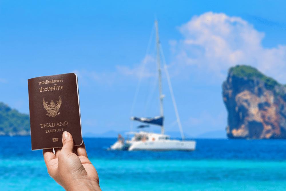 Thais paspoort